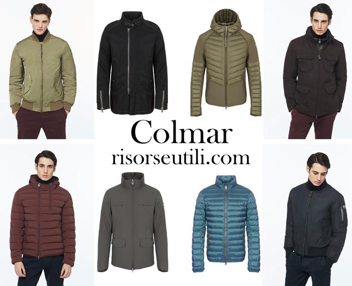 Jackets Colmar fall winter 2017 2018 for men