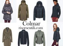 Jackets Colmar fall winter 2017 2018 new arrivals for women