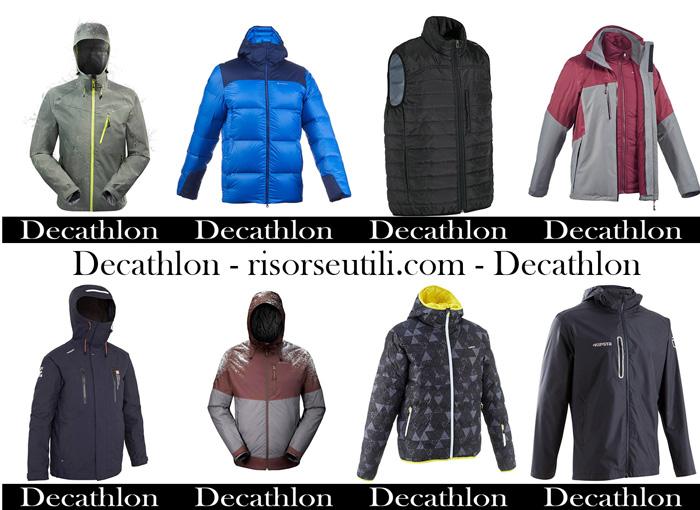 Jackets Decathlon fall winter 2017 2018 for men