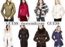 Jackets Guess fall winter 2017 2018 new arrivals outerwear