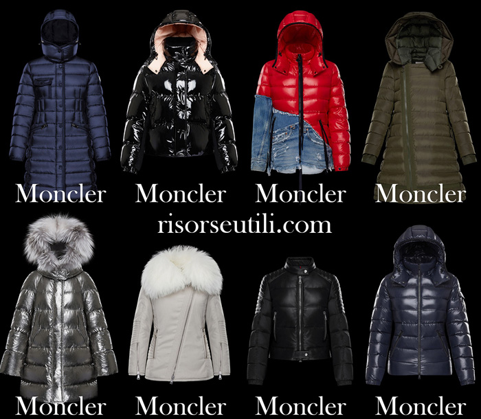 Jackets Moncler fall winter 2017 2018