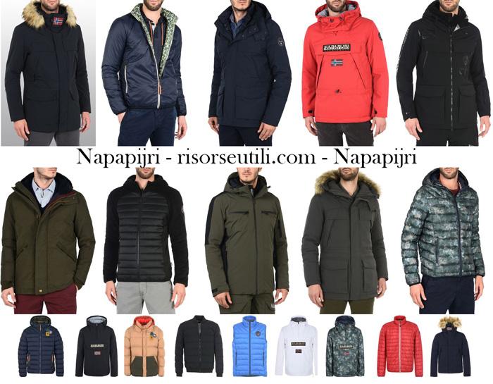 Jackets Napapijri fall winter 2017 2018 for men
