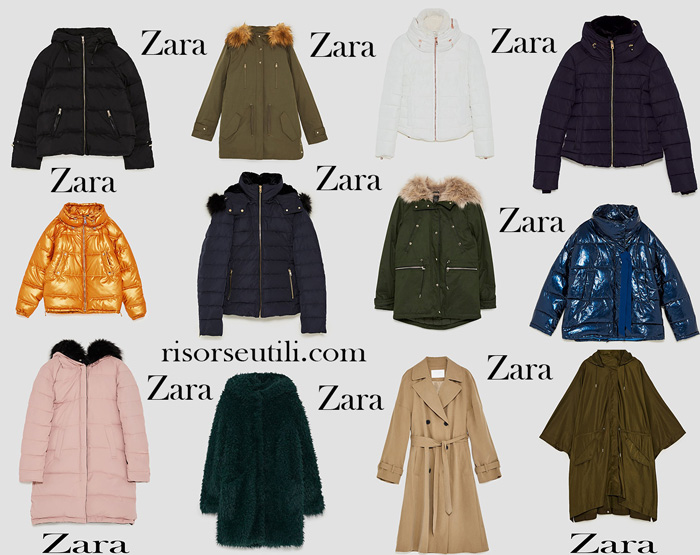 Jackets Zara fall winter 2017 2018 for women