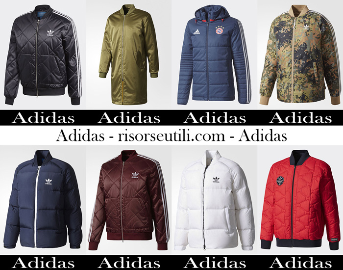 New arrivals Adidas for men jackets fall winter