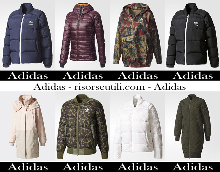 New arrivals Adidas for women jackets fall winter