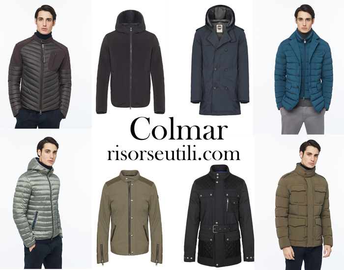 New arrivals Colmar for men jackets fall winter