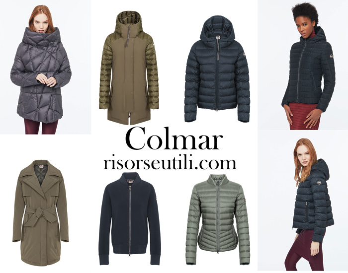 New arrivals Colmar for women jackets fall winter