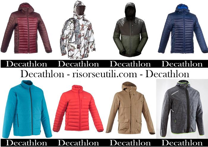 New arrivals Decathlon for men jackets fall winter