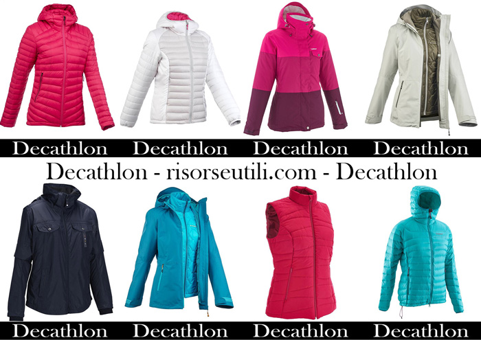 New arrivals Decathlon for women jackets fall winter