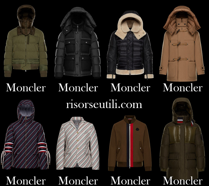 New arrivals Moncler for men jackets fall winter