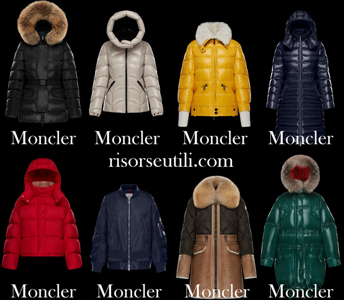 New arrivals Moncler for women jackets fall winter