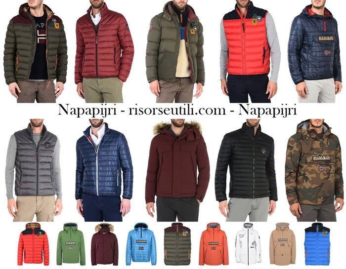 New arrivals Napapijri for men jackets fall winter
