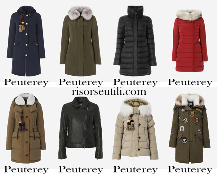 New arrivals Peuterey for women jackets fall winter