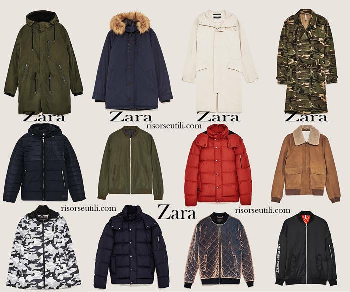New arrivals Zara for men jackets fall winter
