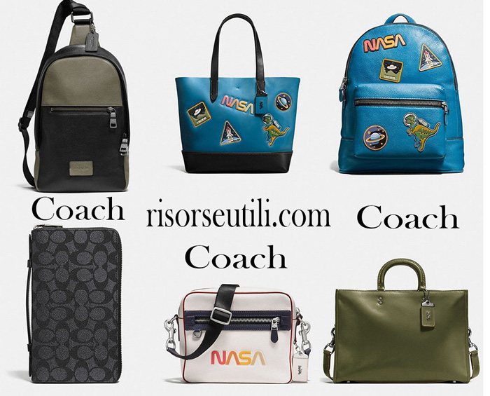 Coach bags fashion trends Coach for him
