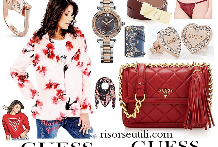 Fashion trends Christmas gifts ideas Guess for her