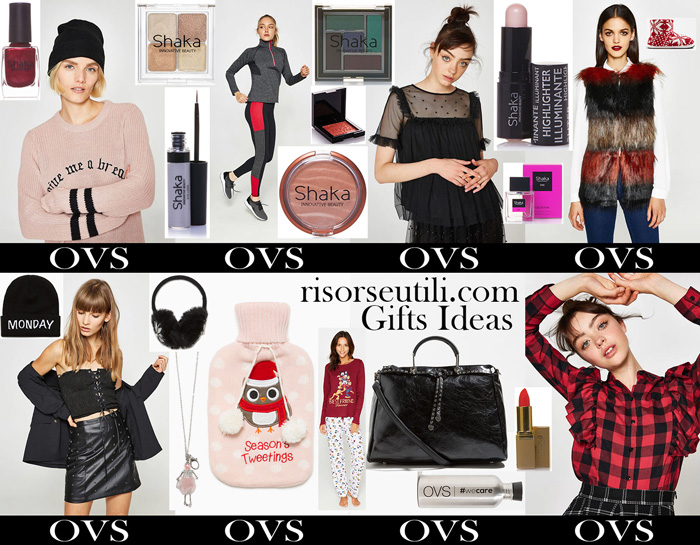 Fashion trends Christmas gifts ideas OVS for her