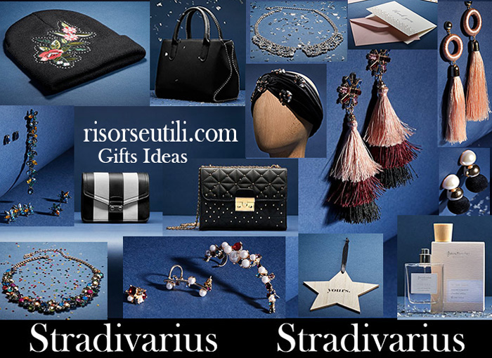 Fashion trends Christmas gifts ideas Stradivarius for her