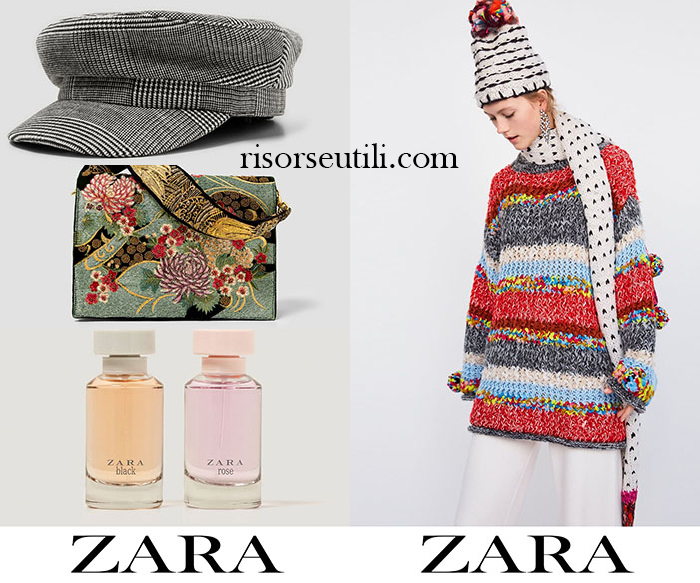 Fashion trends Christmas gifts ideas Zara for her