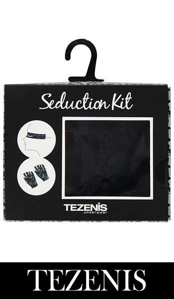 Gifts ideas Tezenis for her fashion trends Christmas 8