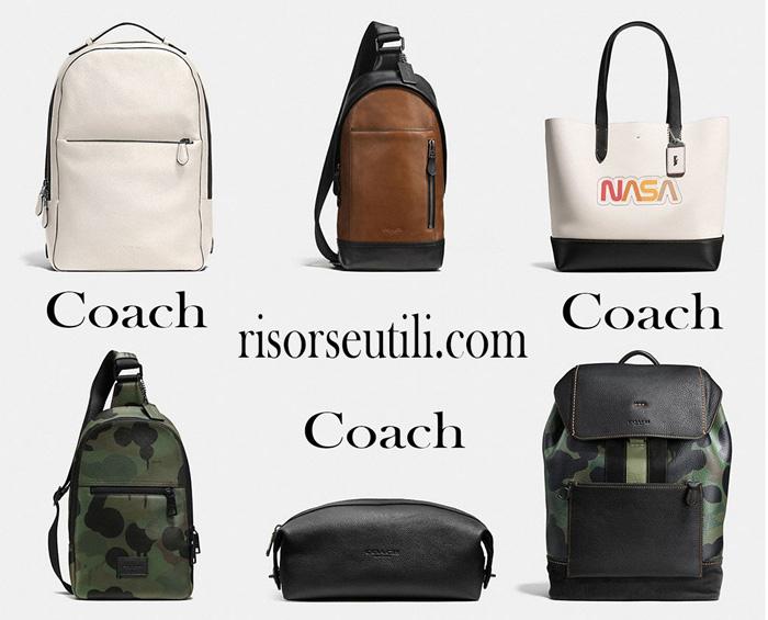 Handbags Coach for him by Coach 2017 2018