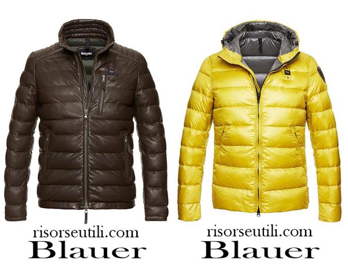 Jackets Blauer fall winter 2017 2018 for men