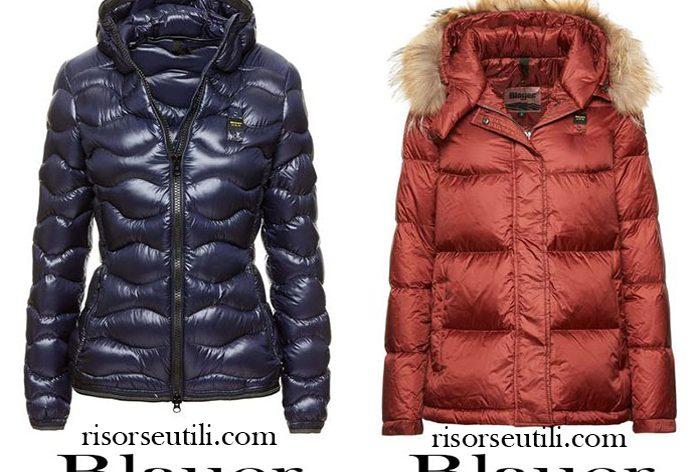 Jackets Blauer fall winter 2017 2018 new arrivals for women