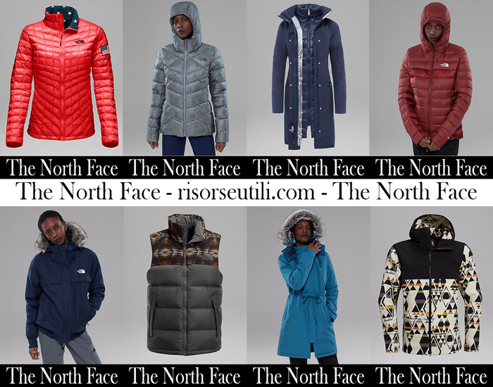 Jackets The North Face fall winter 2017 2018