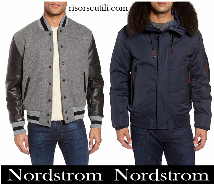 Latest fashion trends Nordstrom 2017 2018 for men