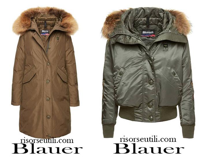 New arrivals Blauer for women jackets fall winter