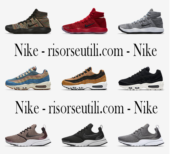 New arrivals Nike for men sneakers fall winter