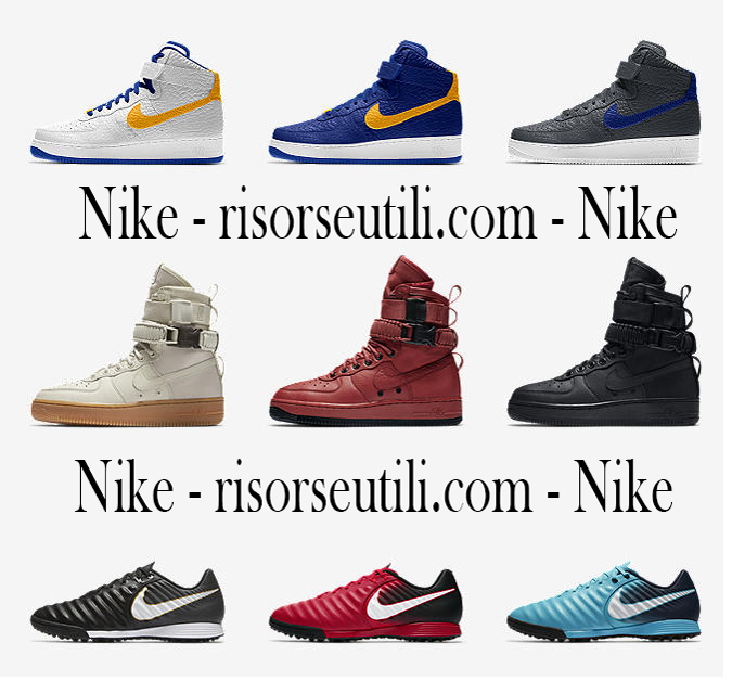 New arrivals Nike for women sneakers fall winter