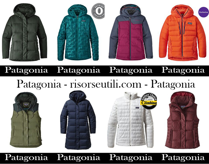 New arrivals Patagonia for women jackets fall winter