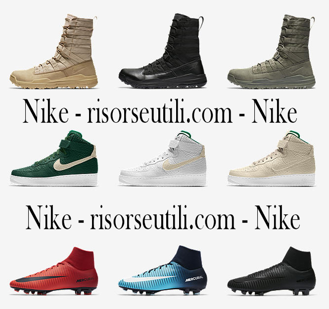 Sneakers Nike fall winter 2017 2018 men