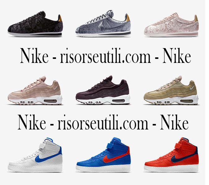 Sneakers Nike fall winter 2017 2018