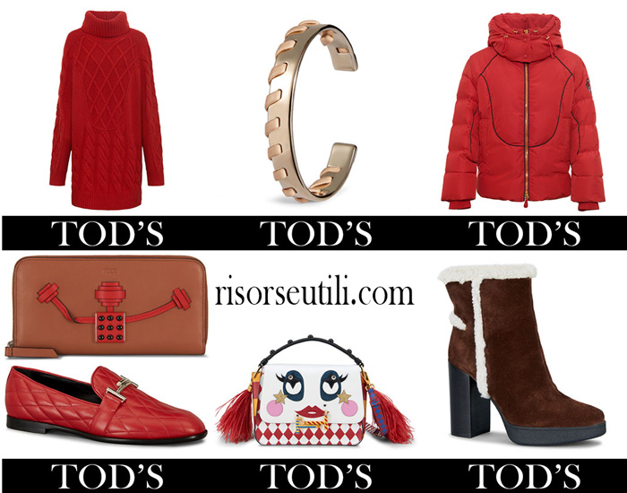 Fashion trends Tod's for her gifts ideas Tod's