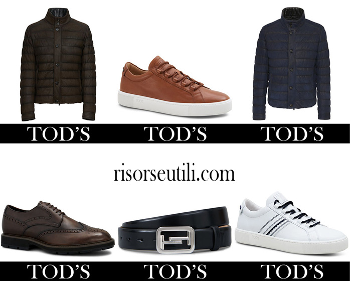 Fashion trends Tod's for him gifts ideas Tod's
