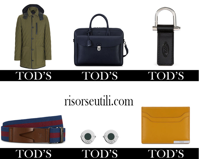 Gifts ideas Tod's 2017 2018 for men