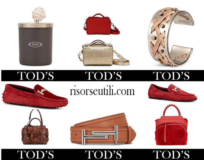 Gifts ideas Tod's 2017 2018 for women
