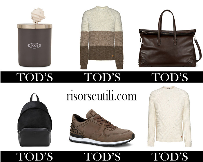 New arrivals Tod's for men gifts ideas