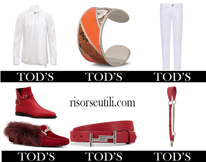 New arrivals Tod's for women gifts ideas