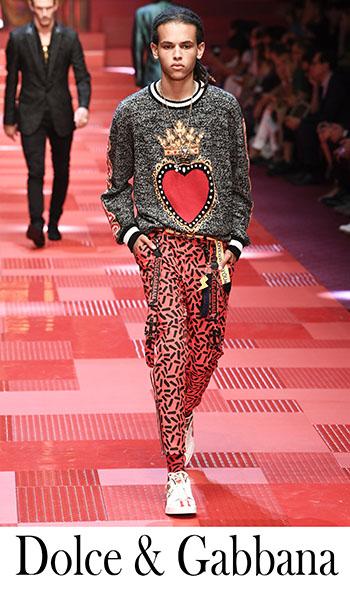 Brand Dolce Gabbana For Men Spring Summer