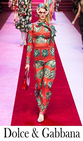 Brand Dolce Gabbana For Women Spring Summer