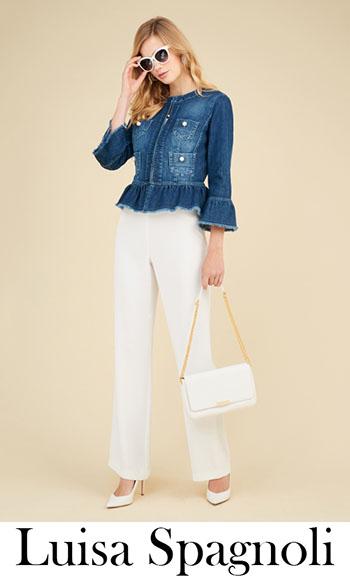 Brand Luisa Spagnoli For Women Fashion Clothing