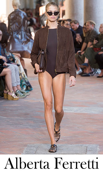 Clothing Alberta Ferretti Spring Summer 2018 For Women