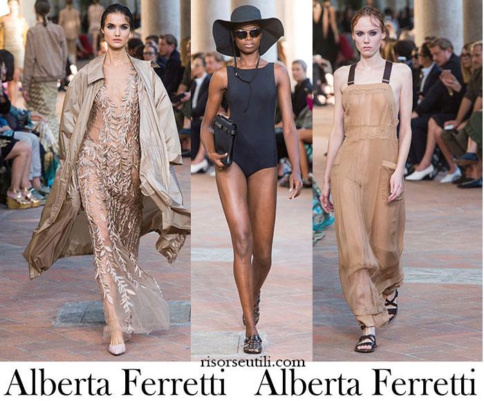 Clothing Alberta Ferretti Spring Summer For Women