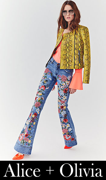 Clothing Alice Olivia Spring Summer 2018 For Women