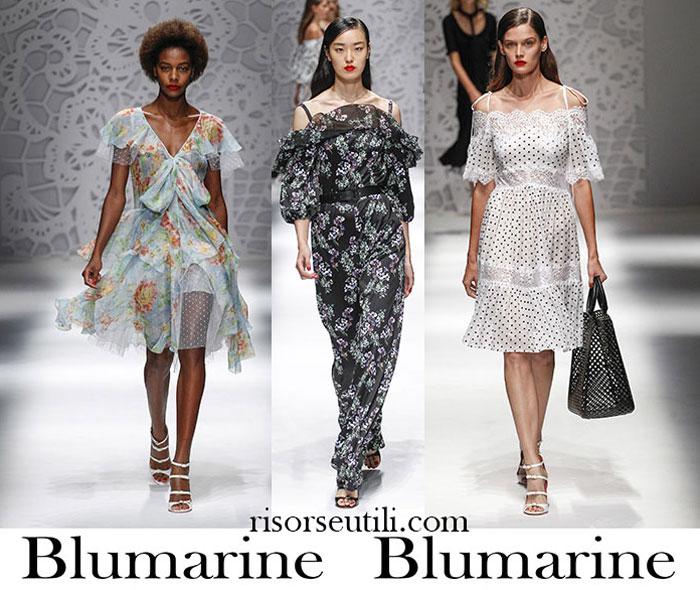 Clothing Blumarine Spring Summer For Women