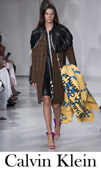 Clothing Calvin Klein Spring Summer 2018 For Women