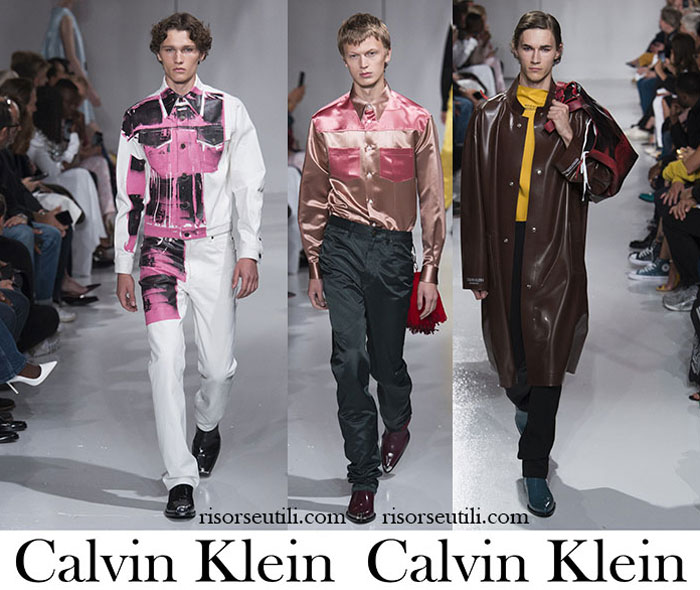Clothing Calvin Klein Spring Summer For Men